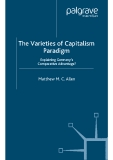 The Varieties of Capitalism Paradigm: Explaining Germany's Comparative Advantage?