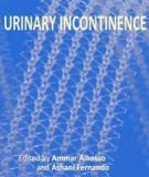 Urinary Incontinence Edited by Ammar Alhasso and Ashani Fernando