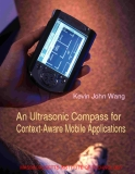 An Ultrasonic Compass for Context-Aware Mobile Applications
