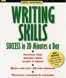 Ebook Writing skills success in 20 minutes a day (3rd edition)