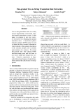 """Báo cáo khoa học: """"Fine-grained Tree-to-String Translation Rule Extraction"""""""