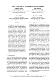 """Báo cáo khoa học: """"Hard Constraints for Grammatical Function Labelling"""""""
