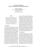 "Báo cáo khoa học: ""Towards a Framework for Abstractive Summarization of Multimodal Documents"""