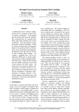 """Báo cáo khoa học: """"Starting From Scratch in Semantic Role Labeling"""""""
