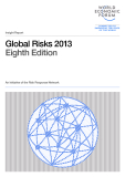 Global Risks 2013 Eighth Edition