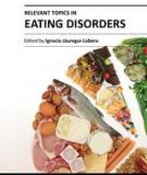 Relevant Topics in Eating Disorders Edited by Ignacio Jáuregui-Lobera