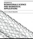 ADVANCES IN BIOMATERIALS SCIENCE AND BIOMEDICAL APPLICATIONS_1