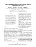 """Báo cáo khoa học: """"Using Conditional Random Fields to Extract Contexts and Answers of Questions from Online Forums"""""""