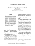 """Báo cáo khoa học: """"Coreference-inspired Coherence Modeling"""""""