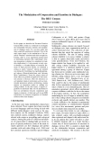 """Báo cáo khoa học: """"The Modulation of Cooperation and Emotion in Dialogue: The REC Corpus"""""""