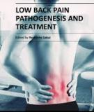 Low Back Pain Pathogenesis and Treatment Edited by Yoshihito Sakai