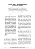"""Báo cáo khoa học: """"Dependency Parsing of Japanese Spoken Monologue Based on Clause Boundaries"""""""