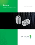 Integra™  Subtalar MBA® and bioBLOCK® Implant