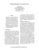 """Báo cáo khoa học: """"Inducing Ontological Co-occurrence Vectors"""""""