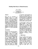 """Báo cáo khoa học: """"Modeling Filled Pauses in Medical Dictations"""""""