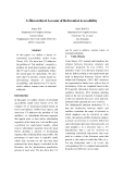 """Báo cáo khoa học: """"A Hierarchical Account of Referential Accessibility"""""""