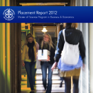 Placement Report 2012 Master of Science Program in Business & Economics