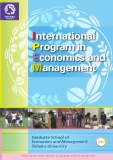 International Program in Economics and Management