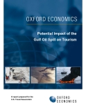 Potential Impact of the  Gulf Oil Spill on Tourism