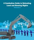 Defending Economic and Social Rights in Cambodia A High-Risk Activity