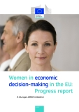 Women in economic  decision-making in the EU: Progress report