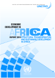 ECONOMIC  DEVELOPMENT IN REPORT 2012 STRUCTURAL TRANSFORMATION  AND SUSTAINABLE DEVELOPMENT  IN AFRICA