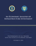 An Economic Analysis of Infrastructure Investment