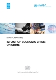 MONITORING THE IMPACT OF ECONOMIC CRISIS ON CRIME