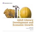 Adult Literacy  Development and  Economic Growth