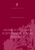HOME ECONOMICS SCIENTIFIC & SOCIAL SYLLABUS