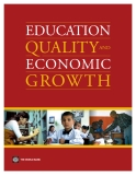 QUALITY  EDUCATION ECONOMIC AND GROWTH