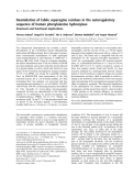 Báo cáo khoa học:  Deamidation of labile asparagine residues in the autoregulatory sequence of human phenylalanine hydroxylase