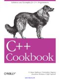 Ebook C++ Cookbook
