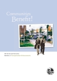 Communities Benefit! The Social and Economic  Benefits of Transportation Enhancements