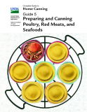 Preparing and Canning  Poultry, Red Meats, and  Seafoods