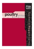 TECHNICAL REPORT SERIES POULTRY NUTRITION & MANAGEMENT