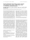 Báo cáo Y học: Guanosine diphosphate-4-keto-6-deoxy-D-mannose reductase in the pathway for the synthesis of GDP-6-deoxy-D-talose in Actinobacillus actinomycetemcomitans