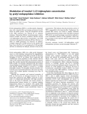 Báo cáo Y học: Modulation of inositol 1,4,5-triphosphate concentration by prolyl endopeptidase inhibition