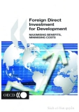 foreign direct investment for development