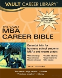 master of business administration career bible
