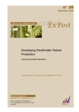 Developing Smallholder Rubber Production