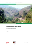 Rubber Boom in Luang Namtha A Transnational Perspective