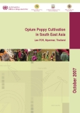 Opium Poppy Cultivation in South East Asia