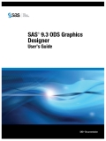 SAS®  9.3 ODS Graphics  Designer User's Guide