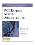 PCI EXPRESS SYSTEM ARCHITECTURE
