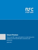 Smart Posters - How to use NFC tags and readers to create interactive  experiences that benefit both consumers and  businesses
