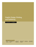 GRAPHIC DESIGN, PRINTING, AND PUBLISHING