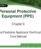 Michigan State University Personal Protective Equipment  Guidelines