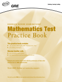 GRADUATE RECORD EXAMINATIONS® Mathematics Test Practice Book