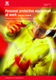 Personal protective equipment  at work (Second edition)